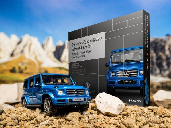 Mercedes-Benz G-klasse Julekalender