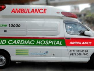 Chittagong Ambulance Service List