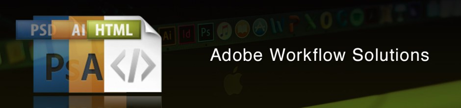 Adobe Workflow Solutions