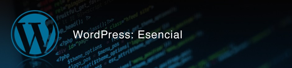 WordPress: Esencial