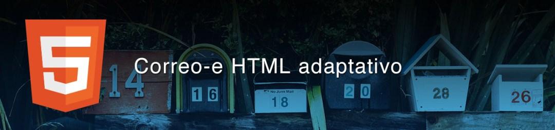 Correo-e HTML adaptativo