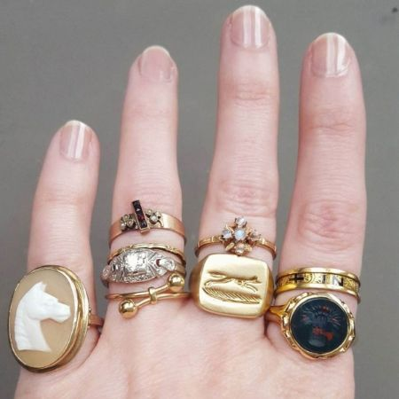 Traditional Rings Fashion