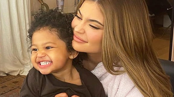 Kylie Jenner Tests Daughter Stormi
