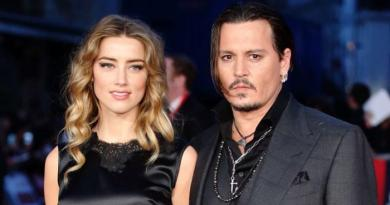 Amber Heard admits she 'hit' Johnny Depp in secretly-recorded audio clip