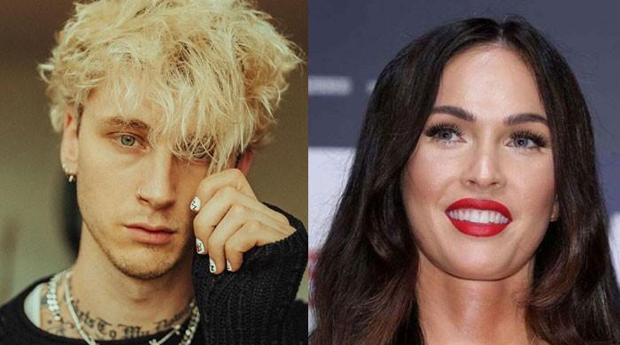 Machine Gun Kelly says he waited 'an eternity' for Megan Fox