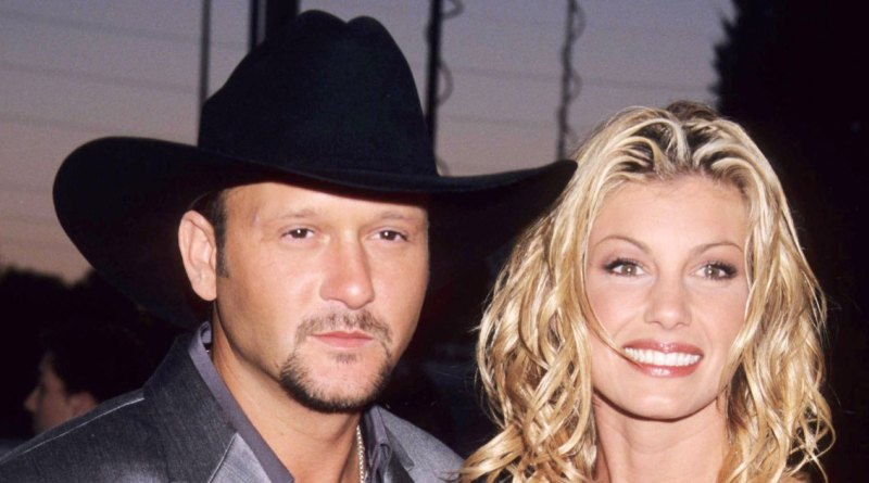 Country Strong! Relive Faith Hill and Tim McGraw's Romance
