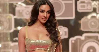 Heelein Toot Gayi: Kiara Advani sets the Internet on fire with her glamorous look in a sultry Manish Malhotra saree