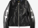 FK-RIDERS JKT/THUNDER [BLACK] ¥150,000-