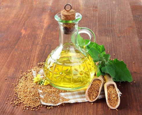 Mustard Oil for Swelling