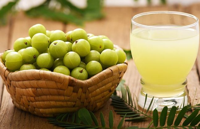 Amla Juice for Polycystic Ovaries Syndrome (PCOS)