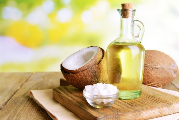 Coconut Oil for Dry Skin of Feet and Legs
