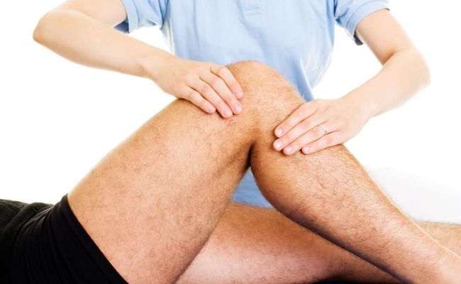 Massage for Joint and Knee Pain