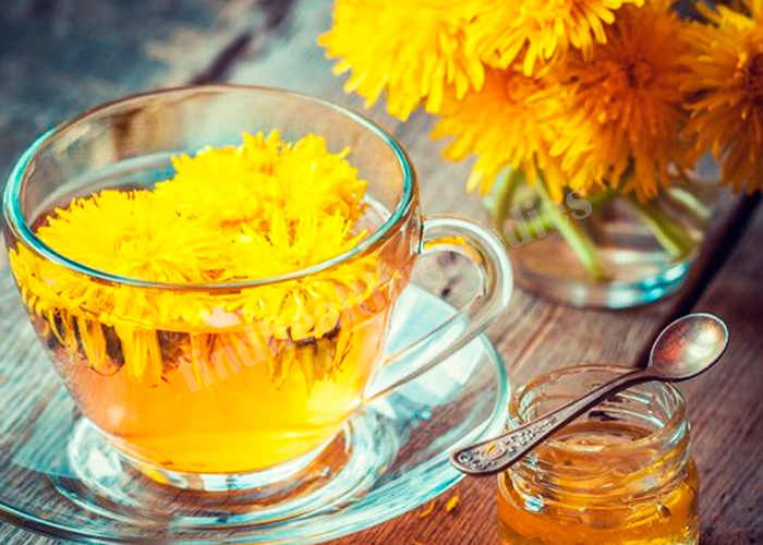 Dandelion Tea to Lose Belly Fat
