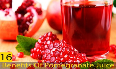16 Benefits Of Pomegranate Juice (Anar Ka Ras) For Skin, Hair and Health