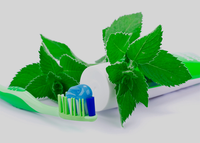 Mint Toothpaste for Blackheads