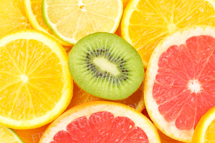 Vitamin C-rich Fruits forLower and High Blood Pressure