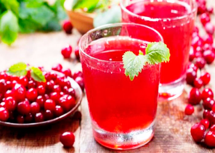 Cranberry Juice for Skin Infections