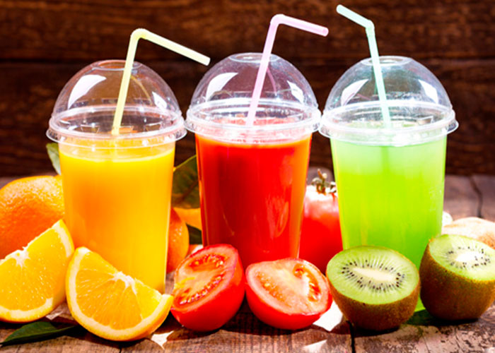Juices for Cellulite Treatment