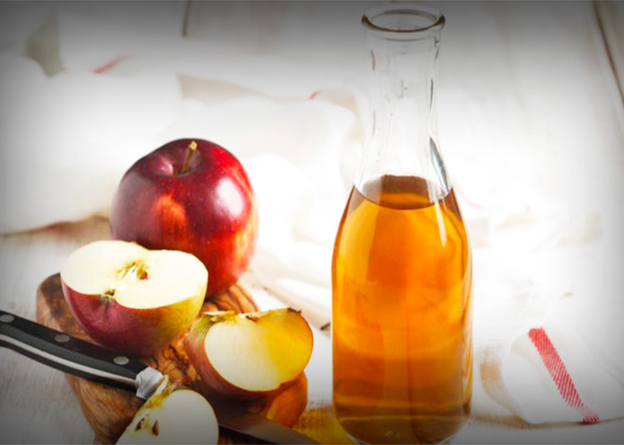 Apple-Cider-Vinegar-to-Treat-Milia