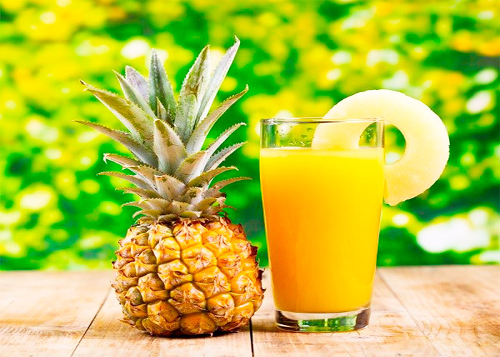Pineapple Juice for Skin Tags Removal