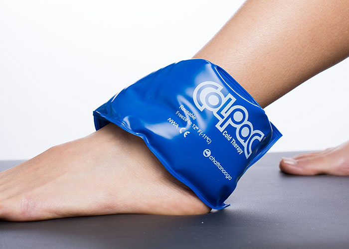 Ice Pack for Achilles Tendinitis