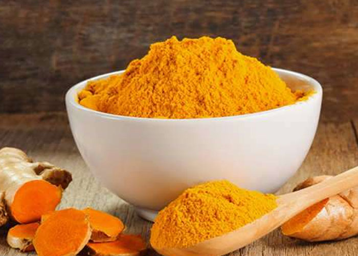 Turmeric for Treating Hives