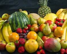 Fruits for Preventing Hair Loss