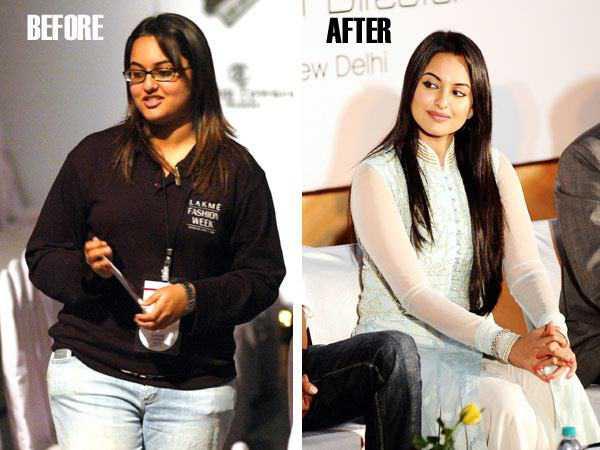 Sonakshi Sinha: Weight Loss Secrets