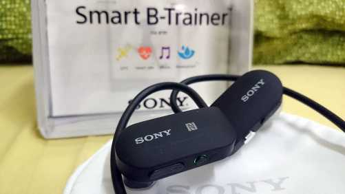 Sony Smart B-Trainer Sports Earbuds