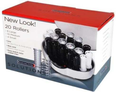 Remington H-1080 Body Waves Spaded Ionic Hair Rollers