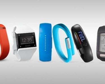 health trackers 2016