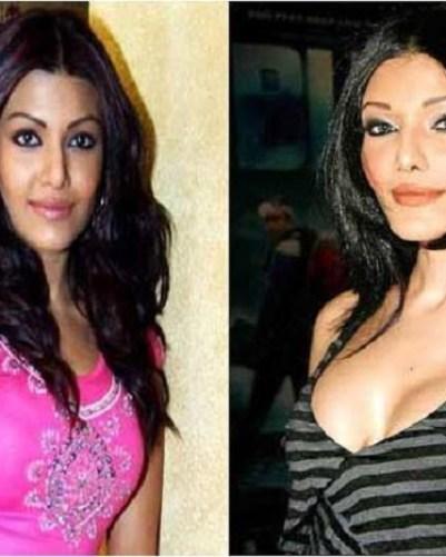 Koeina Mitra Bollywood Actress Plastic Surgery