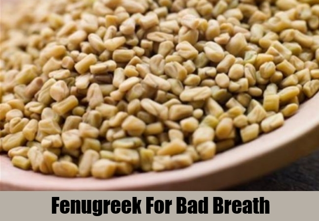 Home Remedies For Fix Bad Breath - Natural Treatments, Cure
