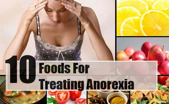 Foods For Anorexia