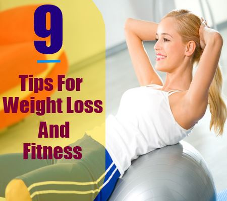 weight loss and fitness