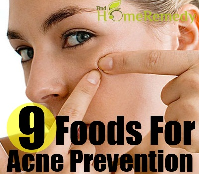 Acne Prevention