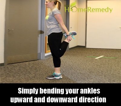 Ankle Bending