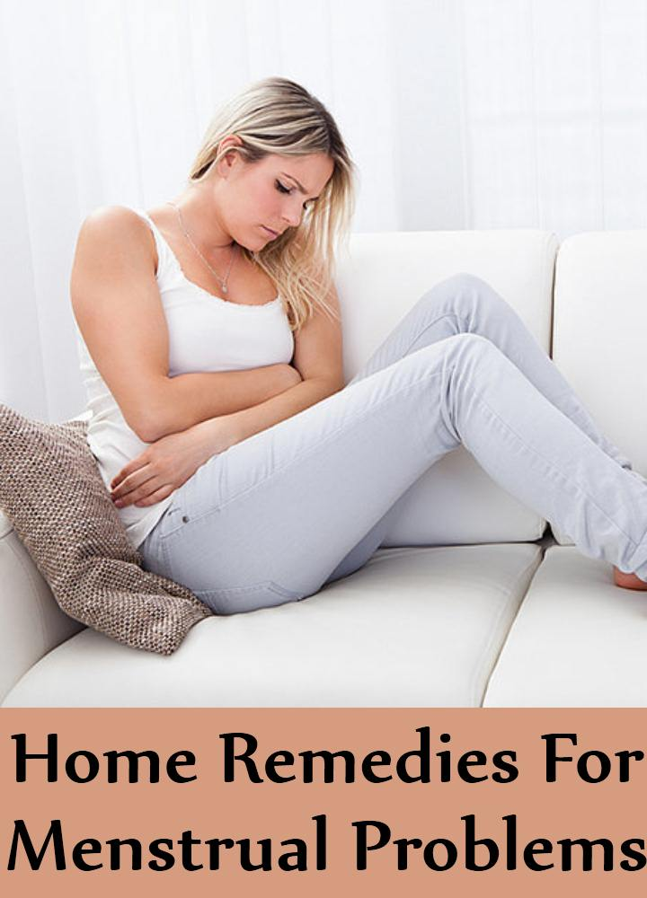 8 Natural Home Remedies for Menstrual Problems | Find Home