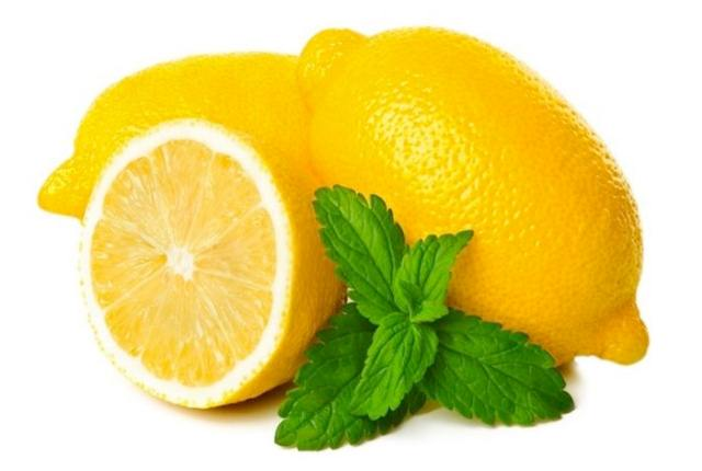 Lemon And Spearmint