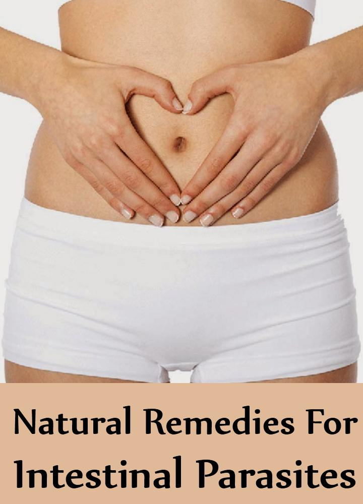 Natural Remedies For Getting Rid Of Intestinal Parasites