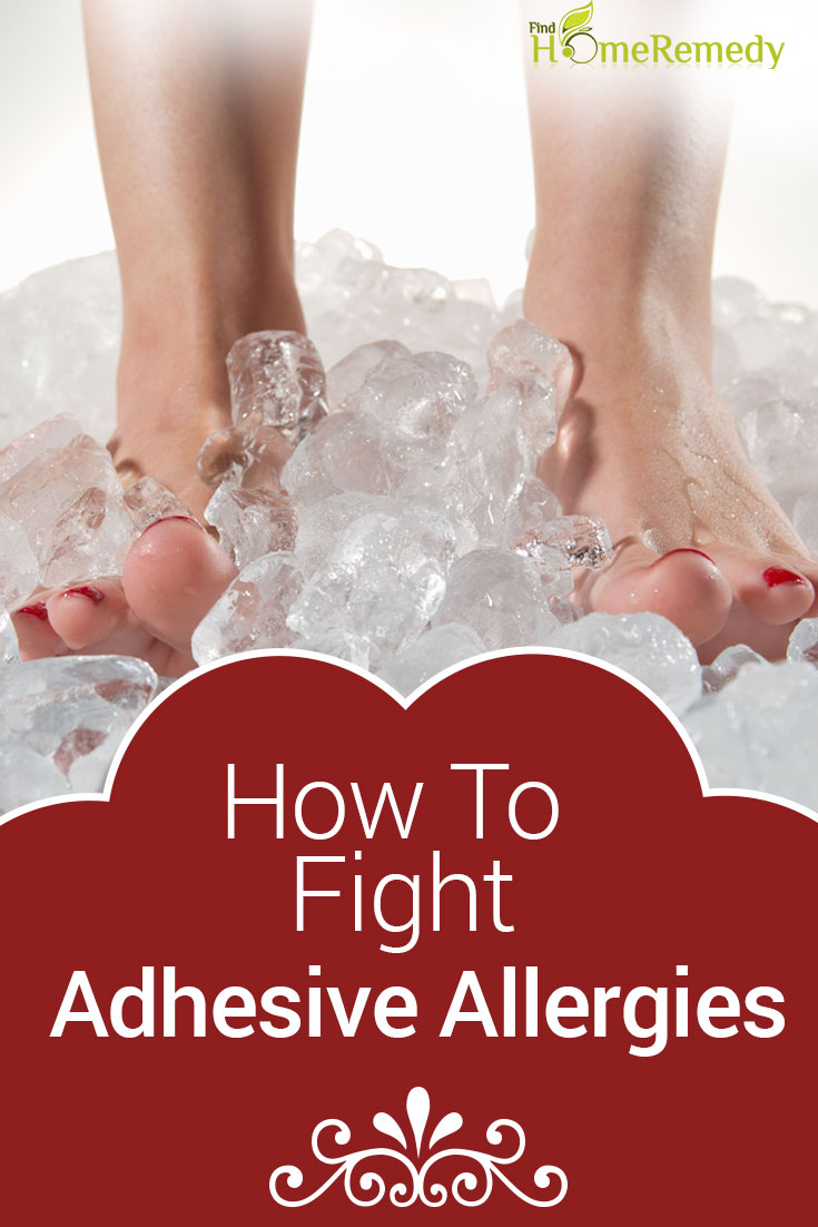 How To Fight Adhesive Allergies