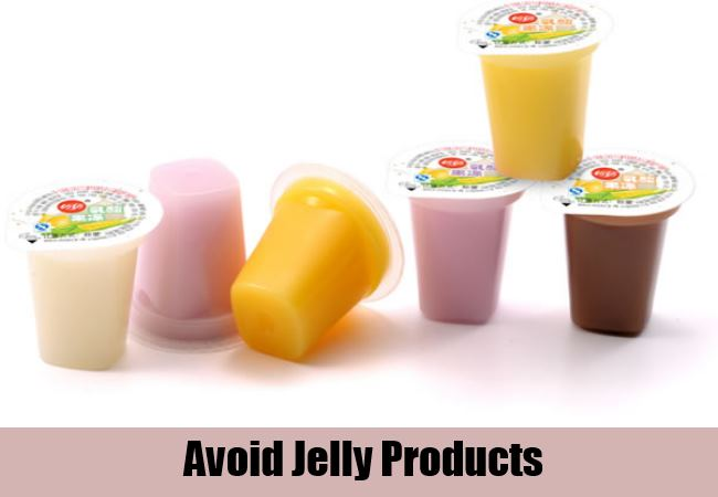 Avoided Jelly Product