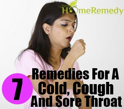 Cold, Cough And Sore Throat