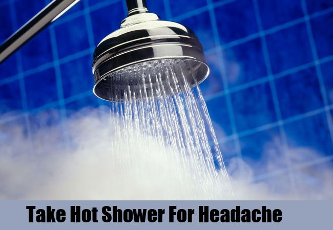 Take Hot Shower