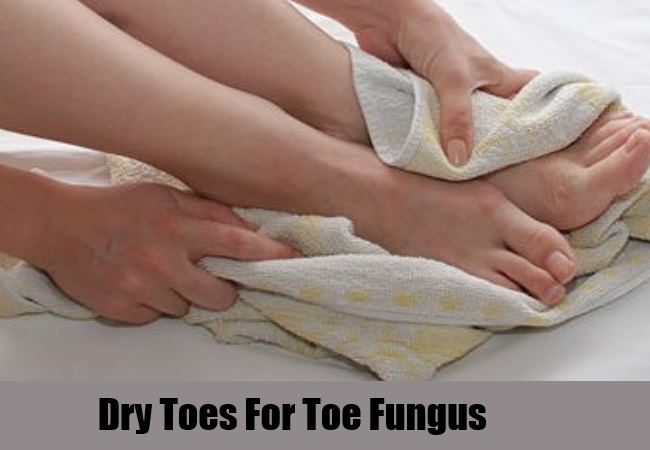 Dry Toes