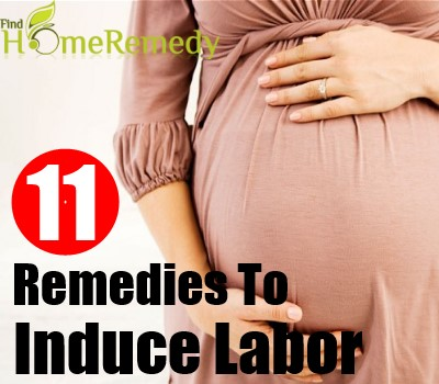 11 home remedies to induce labor  how to induce labor at