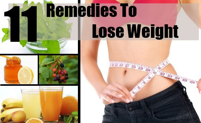 Remedies To Lose Weight