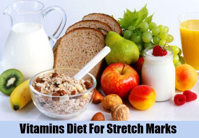 Diet Rich In Vitamins