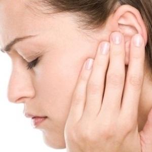 Cure ear pain