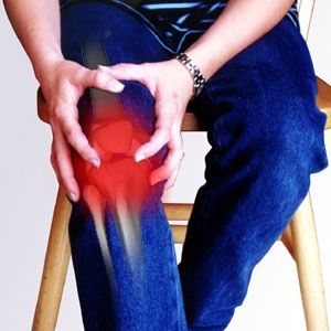 Cure knee pain